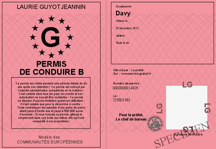 permis de conduire online belgique
